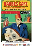 BARBES CAFE, Spectacle musical au Cabaret Sauvage