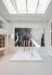 Institut Giacometti - Reconstitution de l'atelier de l'artiste