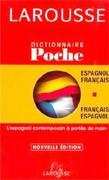 Dictionnaire de poche espagnol-français, français-espagnol