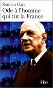 Ode à l'homme qui fut la France