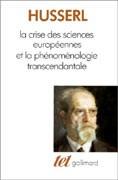 La crise des sciences européennes