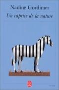 Un caprice de la nature