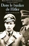 Dans le bunker de Hitler