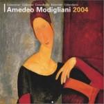 Calendrier 2004 - Amedeo Modigliani