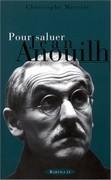 Pour saluer Jean Anouilh
