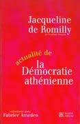 L'Actualité de la Démocratie athénienne