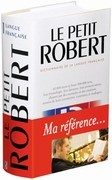 Le Petit Robert 2005