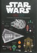 Star Wars graphics : l'univers décrypté en infographie