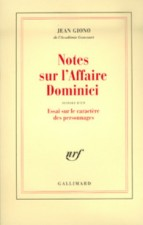 Notes sur l'affaire Dominici