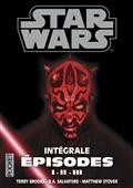 Star Wars I, II, III