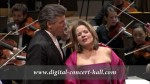 """Arabella"", l'opéra de Richard Strauss, interprété par la soprano Renée Fleming et le baryton Thomas Hampson. Le Berliner Philharmoniker est dirigé par Christian Thielemann. Représentation de mai 2011."