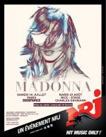 Madonna au stade de France