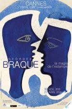 Georges Braque : la magie de l'estampe