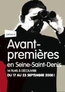 Avant-premières en Seine-Saint-Denis