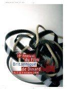 Festival du film britannique de Dinard 2008