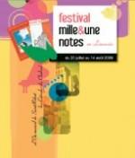 Festival Mille et une notes