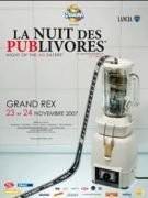 Nuit des publivores 2007