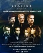 Concert hommage à Notre Dame de Paris