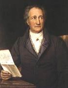 Conversation chez les Stein sur Monsieur de Goethe absent