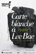 Carte blanche à Lee Bae