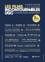 Les Incontournables UGC 2017