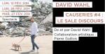 David Wahl - Le Sale Discours