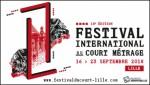 Festival International du Court Métrage de Lille 2018