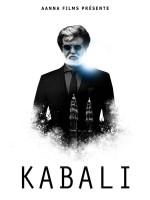 Kabali - Affiche