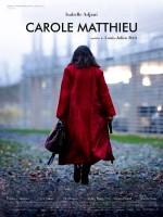 Carole Matthieu - Affiche