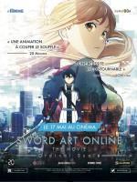 Sword Art Online : The Movie - Affiche