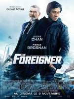 The Foreigner - Affiche