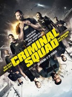 Criminal Squad - Affiche