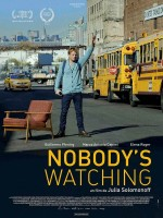Nobody's Watching - Affiche