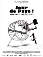 Jour de Paye ! Vers un revenu universel - Affiche