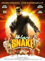 Black Snake, la légende du serpent noir - Affiche