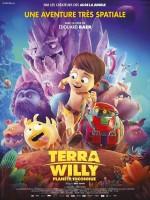 Terra Willy, planète inconnue - Affiche