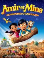 Amir et Mina : les aventures du tapis volant - Affiche