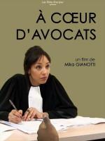 A coeurs d'avocats - Affiche