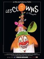 Les Clowns - Affiche