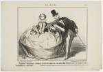 Les Parisiens de Daumier, à la galerie du Crédit Municipal de Paris jusqu'au 4 mars 2014