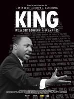 King : de Montgomery à Memphis - Affiche