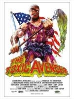Toxic Avenger - Affiche