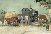 """Rimbaud, Courbet, Van Gogh… Enfants de """"Bohèmes"""" au Grand Palais"""
