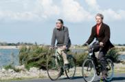 Alceste à bicyclette : Fabrice Luchini et Lambert Wilson, le combat des chefs