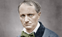 Doodle célèbre le 192ème anniversaire de Baudelaire