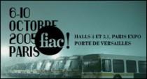 FIAC 2005, 32E EDITION DU MARCHE DE L'ART