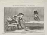 Au Crédit municipal, Daumier croque les Parisiens avec humour