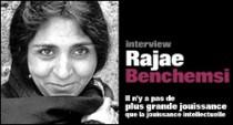 INTERVIEW DE RAJAE BENCHEMSI