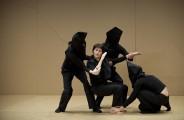 Fanny de Chaillé au Nouveau festival : danse, première langue