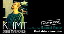 'KLIMT' DE RAOUL RUIZ EN DVD